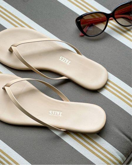 Summer ready! Tkees sandals and Kate Spade sunglasses. @liketoknow.it #liketkit http://liketk.it/3hF7r #LTKshoecrush #LTKswim #LTKstyletip