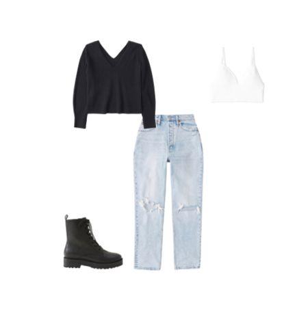 Abercrombie Style - Fall and Winter Style   #LTKSale #LTKSeasonal