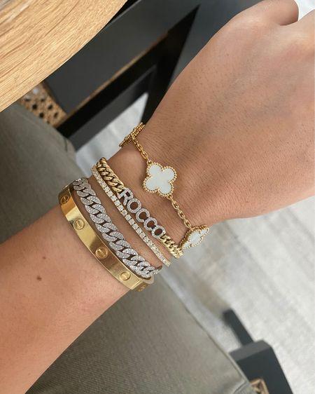 Dupes for my everyday bracelets http://liketk.it/3g15o #liketkit @liketoknow.it