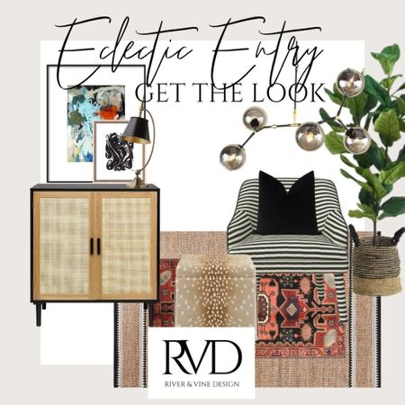 """Your entryway sets the tone for your entire home, why not make it special?! Sharing all of my eclectic entry way favorites to turn your entryway from blah to """"Holy effing sh@* this is so cool""""  .  #interiordesign #ideas #decoration #homeinspo #interiorstylist #interiordesire #instahome #instadesign #instahomedecor #modernglam #whitedecor #saffron #velvetsofa #livingroomgoals #tampadesigner #floridadesigner #howwedwell #myhousebeautiful #riverandvinedesign  #LTKhome #LTKunder50 #LTKstyletip"""