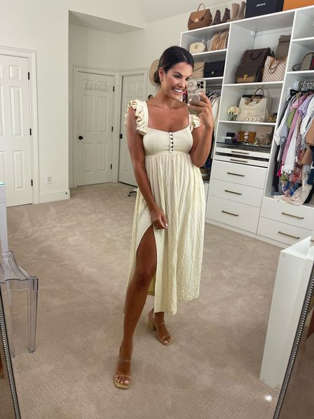 Favorite revolve dress
