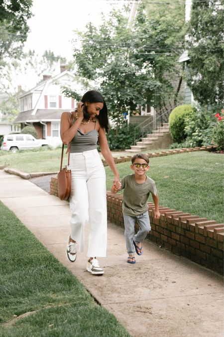 Sunday's are for family ✨ You can instantly shop my looks by following mine and Kingsleys look on the LIKEtoKNOW.it shopping app  ✨ http://liketk.it/3gWhF #liketkit @liketoknow.it #LTKfamily #LTKunder50 #LTKunder100