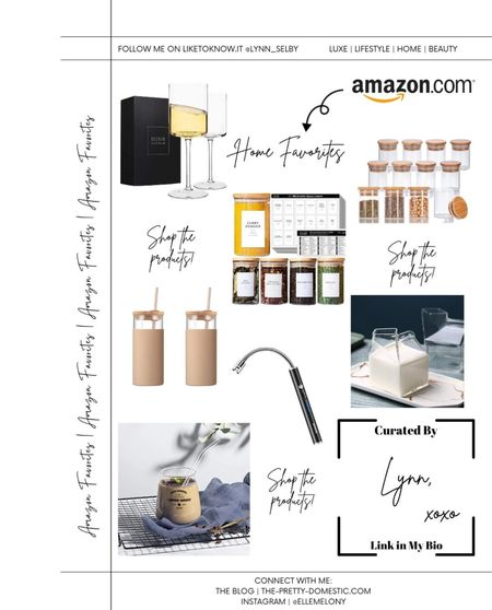 A few of my Amazon home favorites! Thank me later! *wink* #ltk    #LTKhome #LTKunder100