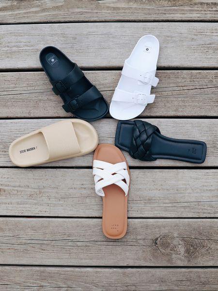 Summer sandals - All under $50!    #LTKstyletip #LTKunder50 #LTKshoecrush