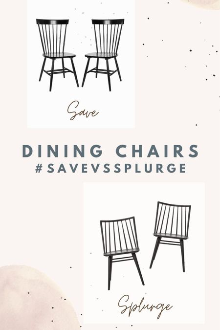Save VS Splurge HOME EDITION Dining Table Options http://liketk.it/2Tgsh #liketkit @liketoknow.it