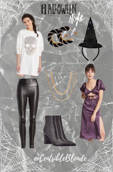 Halloween outfit ideas Halloween style What to wear for Halloween    #LTKunder100 #LTKSeasonal #LTKHoliday