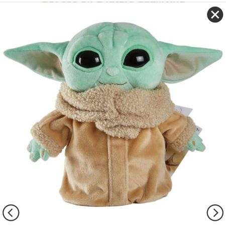 Baby Yoda. The Child. It's so cute! http://liketk.it/2TYja #liketkit @liketoknow.it