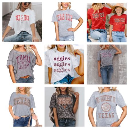 Get game day ready! CFB is right around the corner! ❤️🏈