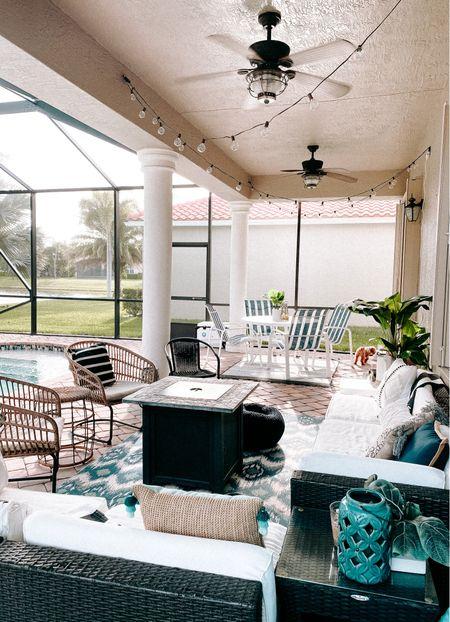 Outdoor backyard inspiration. #ltkseasonal #competition #backyard #outdoorliving   #LTKSeasonal #LTKstyletip #LTKhome