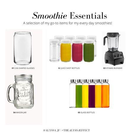 My go-to smoothie essentials! #liketkit #LTKhome #LTKunder100 #StayHomeWithLTK @liketoknow.it  http://liketk.it/38aml