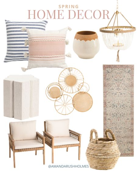 The spring home decor at TJmaxx and Marshals is soo good! If you are looking for refresh you living or bedroom these are a few of my favorite picks!   #LTKhome