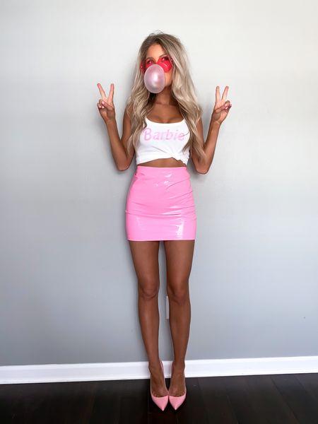 Halloween costume // Barbie !!   #LTKHoliday #LTKunder50