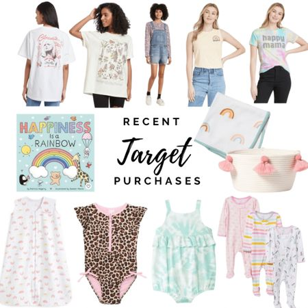 Recent baby girl & mom purchases from Target http://liketk.it/3dfpb #liketkit @liketoknow.it