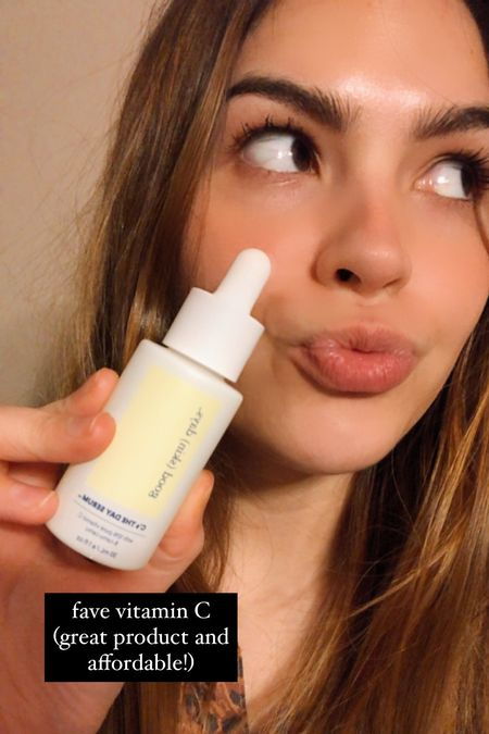 I have been using this Vitamin C serum for a month now, and I love it. In my opinion, better than the Vichy one.  #LTKunder50 #LTKbeauty