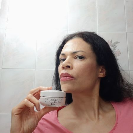 This creme is another beneficial product within the Dior Capture Totale skin care line. The super potent rich creme has the amazing cell energy component. The texture is incredibly hydrating yet lightweight and applies easily to my skin. It absorbs quickly and a small amount goes a long way. #Dior #DiorCaptureTotale #DiorCaptureTotaleCreme #DiorCreme #CaptureTotale #CaptureTotaleCreme #DiorRichCreme #DiorSkinCare #DiorCellEnergy #DiorSuperPotentCreme #DiorFacialCreme  #LTKbeauty #LTKsalealert #LTKtravel