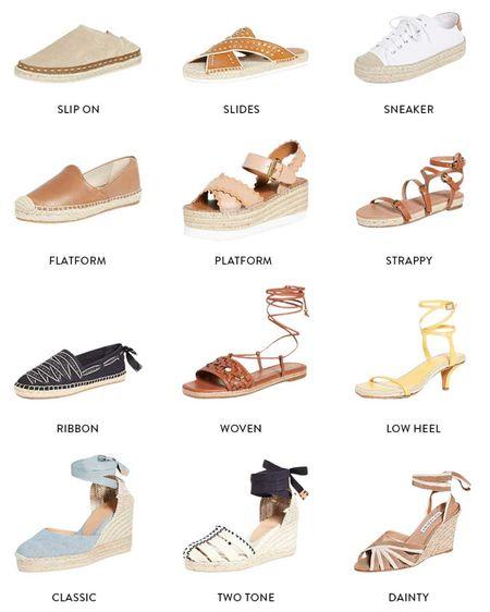 http://liketk.it/3hBMs #liketkit @liketoknow.it #LTKshoecrush #LTKunder50 #LTKunder100  espadrilles, summer shoes, summer style, summer espadrilles, summer sandal, flat shoes, summer looks, summer outfit, amazon finds, amazon shoes, amazon fashion, affordable summer sandals, strappy sandals,