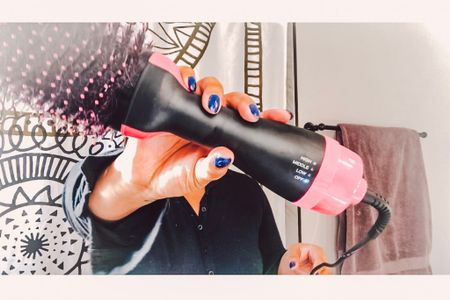 🤩I'm lovinggggggg this amazon find! I'm so low maintenance so combining this blower dryer + brush has made getting ready so much easier. It leaves my hair smooth and voluminous! 🥰 http://liketk.it/2HMMC #liketkit @liketoknow.it Shop your screenshot of this pic with the LIKEtoKNOW.it shopping app