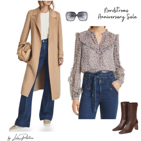 Nordstrom Anniversary Sale with great staples for fall! Follow me in the LIKEtoKNOW.it  app to shop my curation and  in-app exclusive recommendations.   e  http://liketk.it/3jtpc @liketoknow.it #liketkit http://liketk.it/3jR3H #LTKsalealert #LTKstyletip #LTKworkwear #nsale #workwear. Camel coat. Fall outfits. Fall outfit. Fall staples. Sale