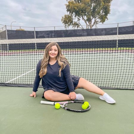 Back on the court 🎾   http://liketk.it/3fqyz #liketkit @liketoknow.it Download the LIKEtoKNOW.it shopping app to shop this full look via screenshot