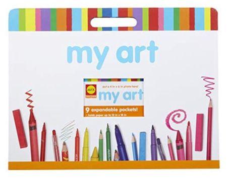 Kids art storage portfolio http://liketk.it/3fgnQ #liketkit @liketoknow.it #LTKkids #LTKfamily