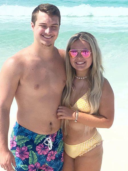Swim  Bikini set Ray ban sunglasses  #Destin . . . #stevemadden #nordstrom #pinklilystyle #Charleston #gucci #Louisvuitton #homedecor #bedroom #patiofurniture #casualstyle #beachvacation #springbreak #summer #Livingroom #LTKbeauty #LTKfit #LTKhome #LTKseasonal #LTKwedding #LTKitbag  #LTKshoecrush #AE #vacationoutfit #LTKswim #loft #jcrew #nike  #billabong #denim #sandal #katespade #goldengoose #lilypulitzer #mytexashouse #Burberry #homesweethome #Quay #rayban #sunglasses #jeans