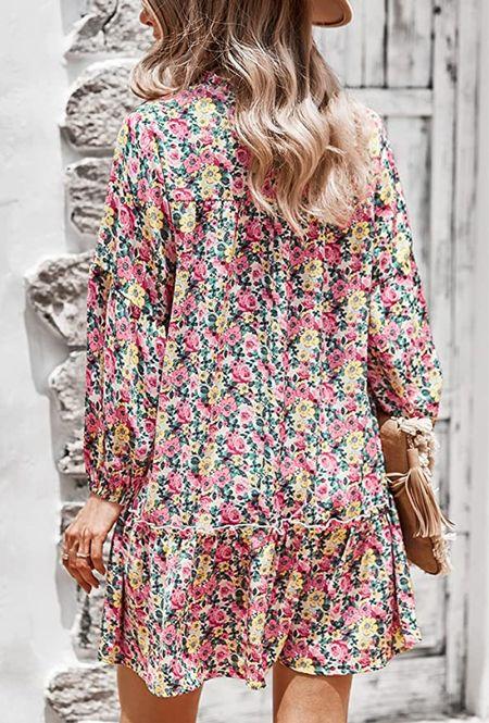 New from Amazon ⚡️ Amazon casual dresses, casual fall dresses, sweater dresses, trendy fall dresses, party guest dresses, casual dresses, fall dresses @shop.ltk #liketkit #founditonamazon @amazonfashion 🤍 Thanks for being here & shopping with me! 🥰 Xox Christin  #LTKstyletip #LTKshoecrush #LTKcurves #LTKitbag #LTKsalealert #LTKwedding #LTKfit #LTKunder50 #LTKunder100 #LTKstyletip #LTKGiftGuide #LTKHoliday #LTKSeasonal