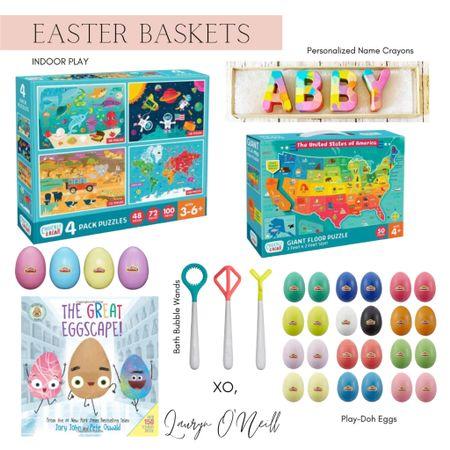 Easter basket Inspiration   #LTKkids #LTKSeasonal #LTKSpringSale