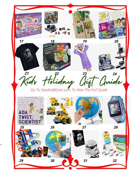 http://liketk.it/33Au5 Holiday Shopping Gift Guide for Kids.   Find the perfect Holiday Gift Ideas for everyone on your list. Whether it's tough to shop for men, women, or kids you will find something for everyone on your list.   Screenshot this pic to get shoppable product details with the LIKEtoKNOW.it shopping app @liketoknow.it #liketkit http://liketk.it/33Atd #LTKgiftspo #LTKsalealert #LTKfamily