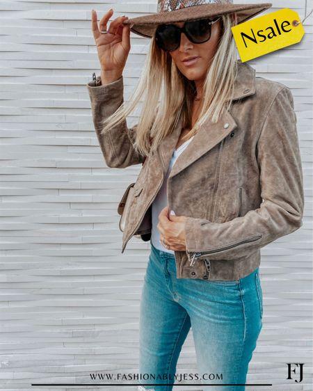 #nsale in stock! Love this jacket! Wearing small   #LTKsalealert #LTKunder100 #LTKunder50