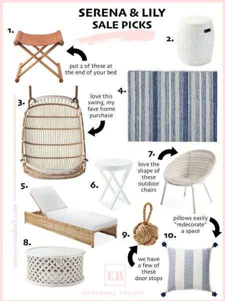Serena & Lily indoor and outdoor home finds 20% off!  http://liketk.it/3gjYi #liketkit @liketoknow.it #LTKsalealert #LTKhome Screenshot this pic to get shoppable product details with the LIKEtoKNOW.it shopping app
