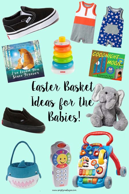 Sharing my Easter gift guide for the little baby's first Easter🙌🏼 a lot of it is on sale today at Target, so run before it's over!!  I have a ton of sleepers, shoes, toys, and books on there for the littles😍💙 I'll also be adding more to the post daily, so head to the blog to see the new additions daily😌😌 • •  Shop your screenshot of this pic with the LIKEtoKNOW.it shopping app http://liketk.it/2MvT9 @liketoknow.it #liketkit #StayHomeWithLTK #LTKbaby #LTKkids #LTKsalealert #LTKunder50 #LTKeaster #EasterGiftGuides #EasterBasketIdeas