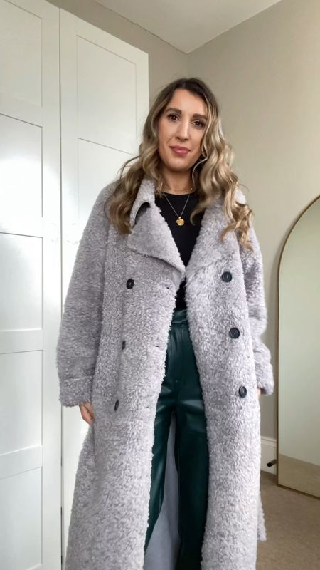 4 autumn winter jackets and ways I'd style them for the colder weather   #LTKunder50 #LTKunder100 #LTKeurope
