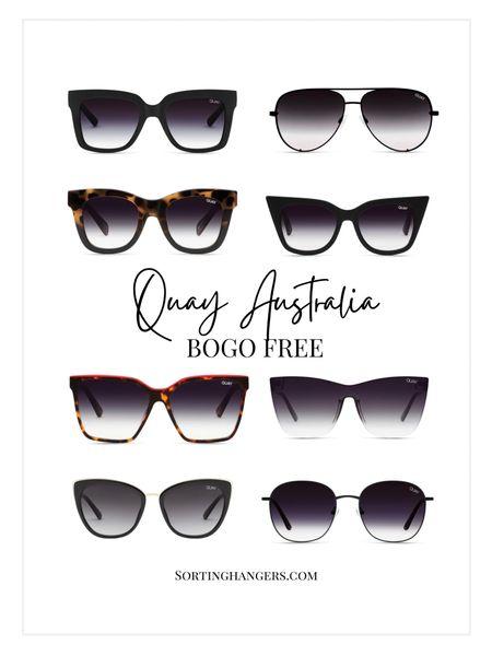 Quay Australia Sunglasses  BOGO FREE! ✨     #LTKsalealert #LTKstyletip #LTKunder50