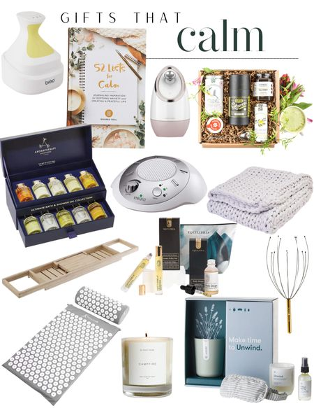 Holiday gift guide, gift ideas for mom, gift ideas for mother in law, self care gifts   #LTKunder100 #LTKunder50 #LTKGiftGuide