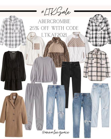 #LTKSALE - Abercrombie Sale, 25% off with code LTKAF2021   #LTKSale #LTKsalealert #LTKstyletip