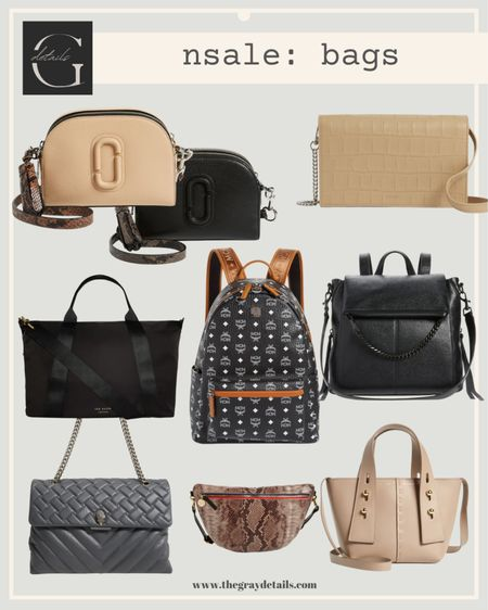 Public access is here for the Nordstrom anniversary sale! Here are my favorite bags on sale / nsale / Nordstrom sale  #LTKworkwear #LTKshoecrush #LTKitbag