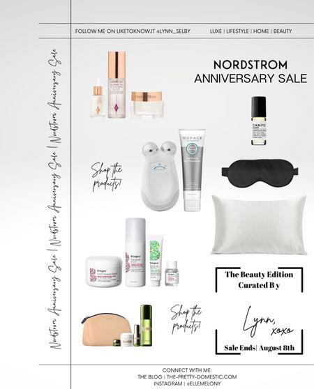 Nordstrom Anniversary Sale   The Beauty Edition. Sale ends August 8th! #LTK #nsale #nordstrom #nordstromsale   #LTKbeauty #LTKsalealert