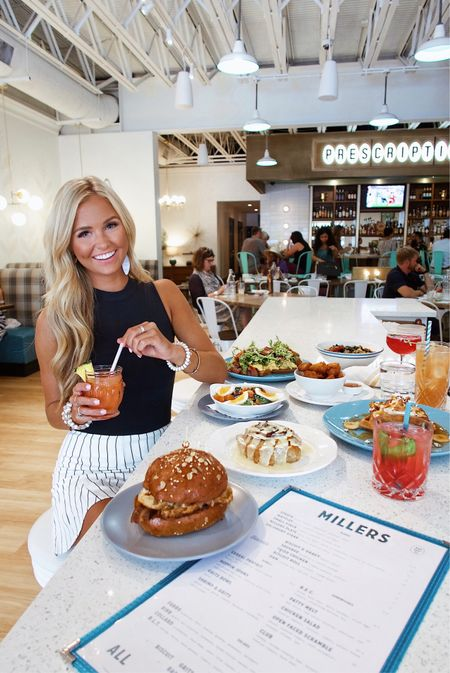 a stop by Miller's All Day in Charleston, now live on the blog talking all things BRUNCH! Stop by DailySheaLeigh.com to see more!! 🍓🥐🥑🍍🥂    @liketoknow.it #liketkit http://liketk.it/2wlab