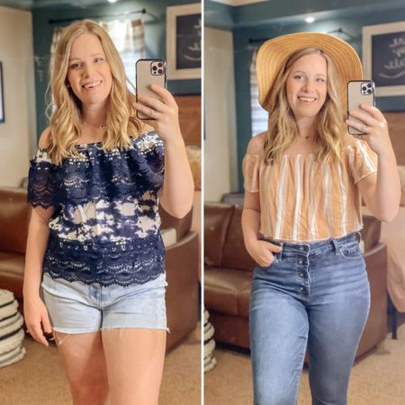 My casual outfit picks for the 4th of July! http://liketk.it/3iItR #liketkit @liketoknow.it #LTKunder50 #LTKstyletip #LTKcurves