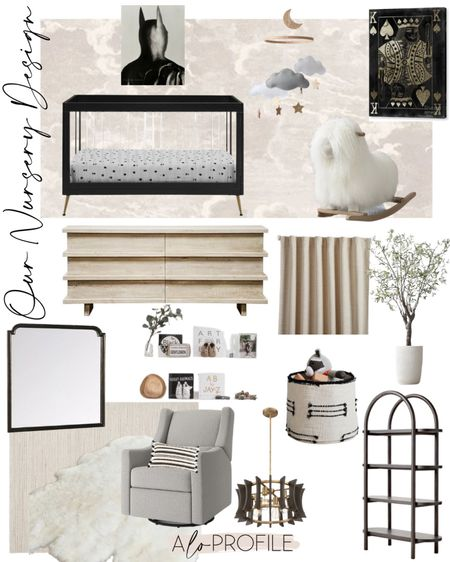 Nursery ideas, nursery decor, nursery, home decor, nursery inspo  #LTKbaby