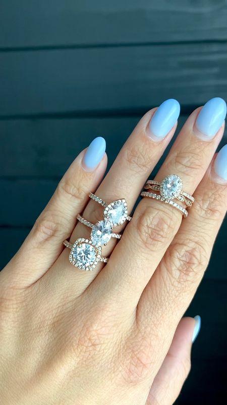 Rose gold 🤩  #LTKstyletip #LTKunder50 #LTKwedding