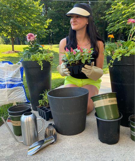 My fave chic gardening supplies to make you (& your garden!) look good!  #LTKunder50 #LTKhome #LTKunder100
