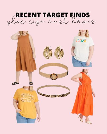Went to Target recently and saw so many cute things for summer! Lots of great plus size fashion options under $40!   #LTKcurves #LTKunder50 #LTKSeasonal