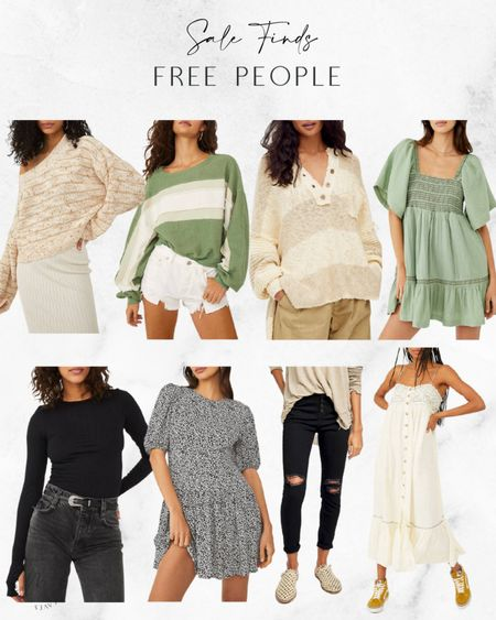 Free People sale finds free people sweater free people dress free people tunic http://liketk.it/3pYGD @liketoknow.it #liketkit   #LTKunder100 #LTKunder50 #LTKsalealert