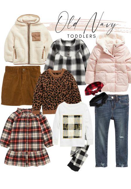 Old navy toddler style Fall style Holiday looks   #LTKkids #LTKsalealert #LTKHoliday