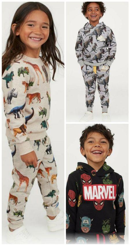 Kids Sweat Suits   http://liketk.it/35TQ7 @liketoknow.it #liketkit