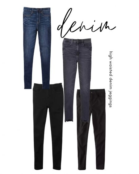 Teacher work appropriate and Mom approved high waisted denim under $40 You can instantly shop all of my looks by following me on the LIKEtoKNOW.it shopping app http://liketk.it/35OyR @liketoknow.it #liketkit #LTKunder50 #LTKstyletip #LTKcurves