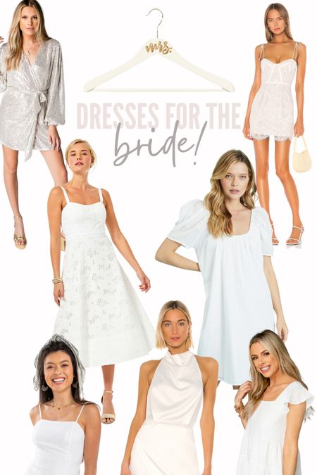 Where are all my brides at?! 😍 Found some adorable looks for all my brides out there!! http://liketk.it/3iDBE #liketkit @liketoknow.it
