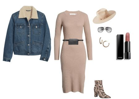 A neutral sweater dress is such a versatile basic! Check out my profile at Natty Gal for four great looks using this dress. This first is great for a brunch with the girls. ( @liketoknow.it.europe enable image to view link) @liketoknow.it http://liketk.it/39oTi #LTKstyletip #LTKunder100 #LTKSeasonal #LTKunder50 #LTKsalealert Shop your screenshot of this pic with the LIKEtoKNOW.it app #liketkit