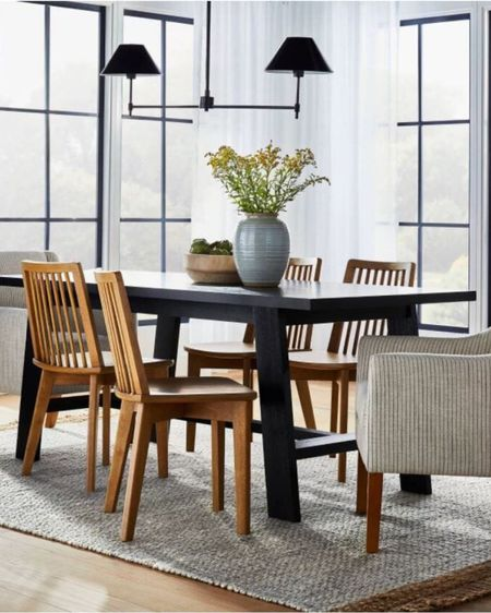 Furniture favorites from Studio McGee's new Fall Target collection! Love the dining table so much! http://liketk.it/2XK7E #liketkit @liketoknow.it
